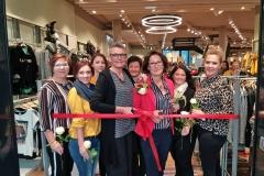 Eröffnung der Fussl Filiale im V-Center